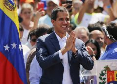 VENEZUELA OFFERS AN OLIVE BRANCH (OF SORTS) TO THE U.S.